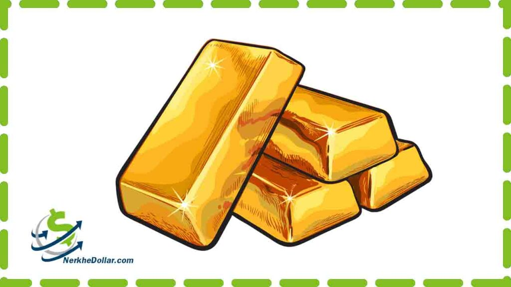 قیمت طلا امروز در بازار تهران