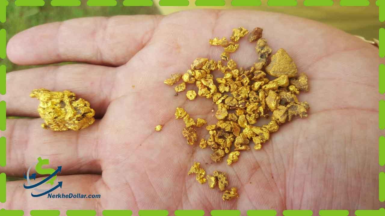 طلا با عیار 21