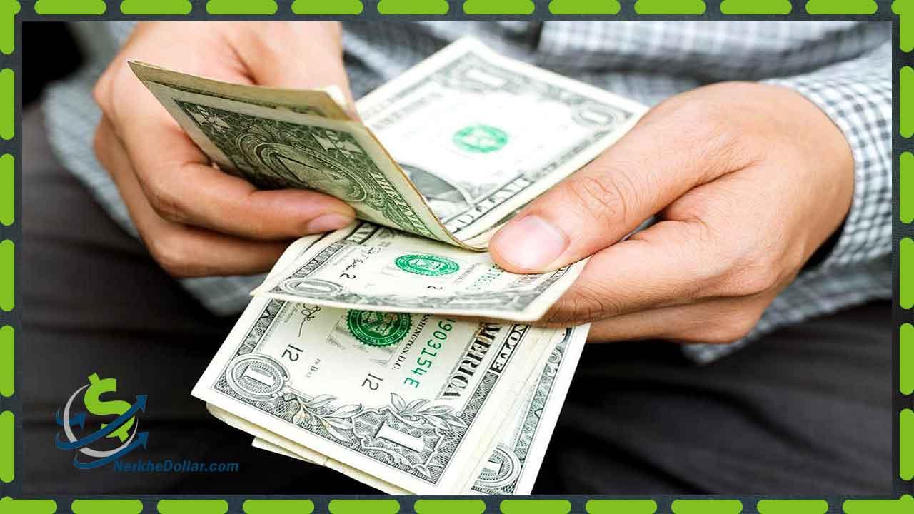 تصویر قیمت واقعی دلار امروز در بازار ایران چقدر است