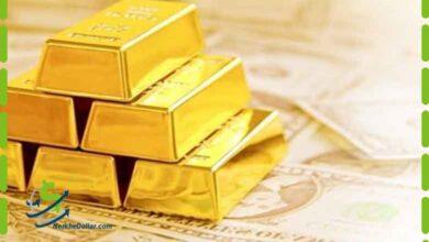 تصویر نرخ قیمت طلا امروز ۱۳۹۹/۸/۲۳ ساعت 14:01