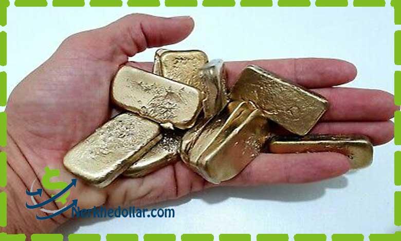 نرخ قیمت طلای 18 عیار