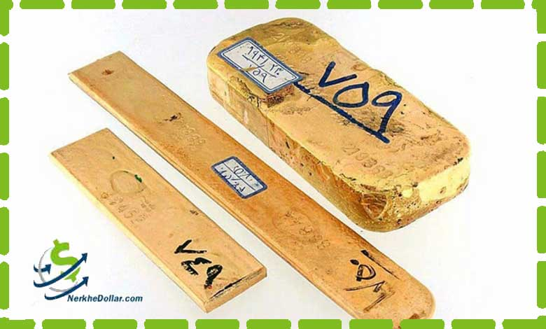 قیمت هر گرم طلای 18 عیار